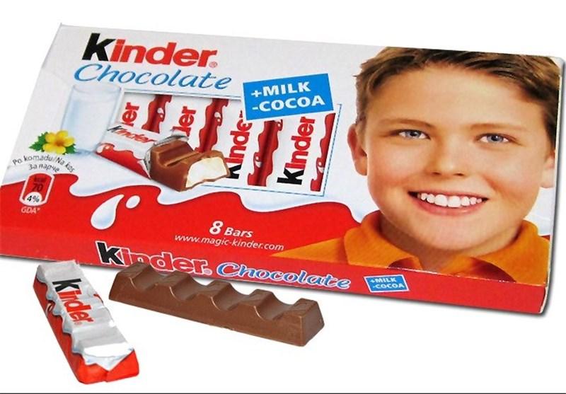 فروش شکلات کیندر