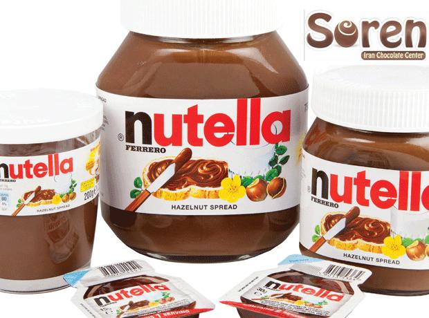 خرید شکلات نوتلا ترکیه