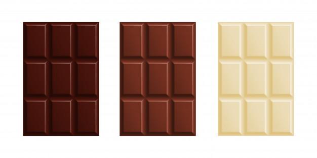 شکلات تخته ای خوب