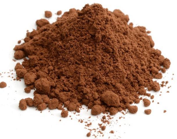 مراحل تهیه پودر کاکائو