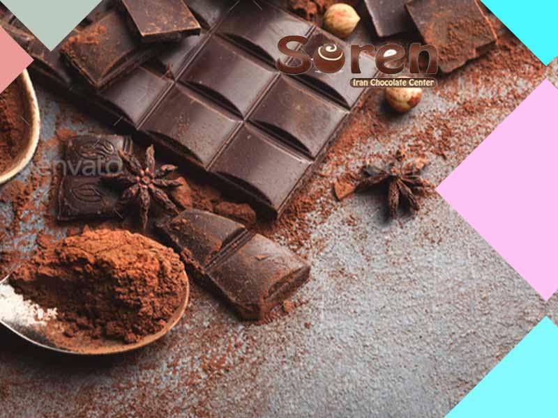 مراکز توزیع انواع پودرهای کاکائو خارجی
