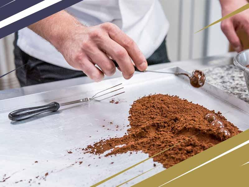 مراکز پخش و عرضه انواع پودر کاکائو