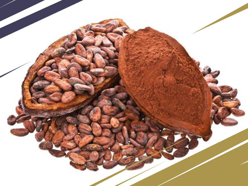 قیمت پودرهای کاکائو هلندی