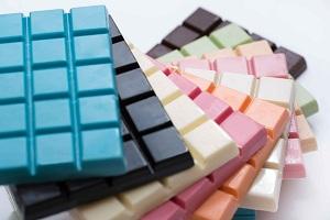 انواع شکلات تخته ای دوریکا