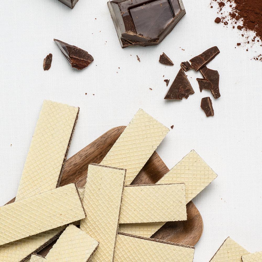 فروش فله ای انواع شکلات و ویفر