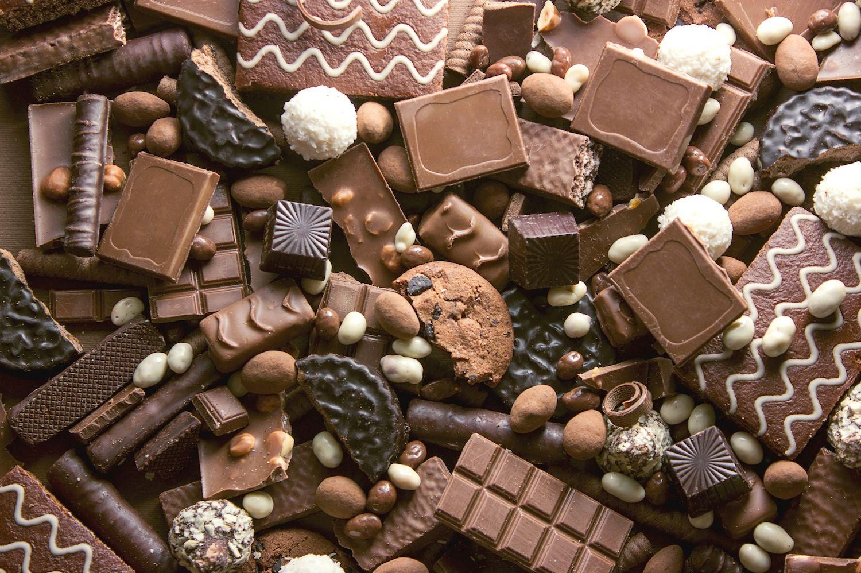 مرجع فروش مواد اولیه شکلات سازی