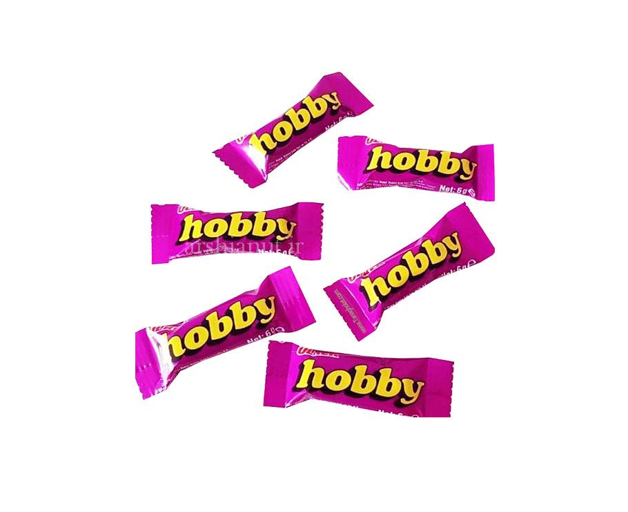 شکلات هوبی ساخت کجاست؟
