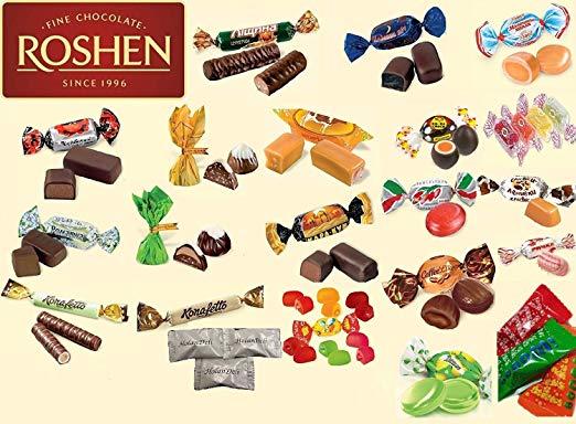 مراکز پخش عمده انواع شکلات و پاستیل