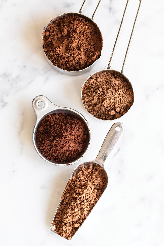 توزیع عمده انواع پودر کاکائو با بهترین شرایط در کشور
