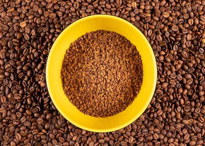 سفارش قهوه فوری گلد اکوادور در وزن بالا