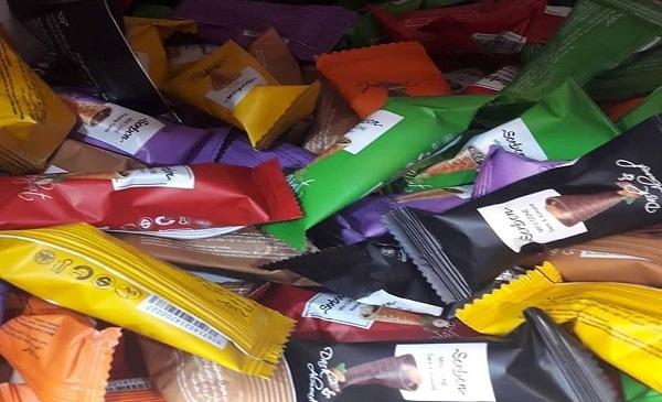 شکلات سوربن کیلویی