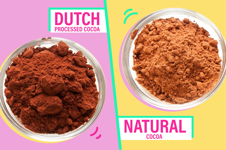 پخش پودر کاکائو عمده در انواع مختلف