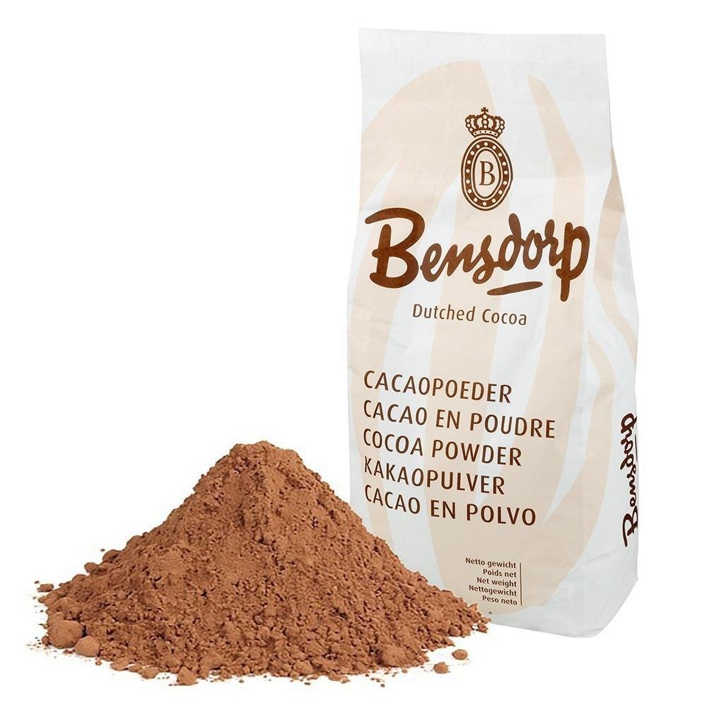 مشخصات پودر کاکائو هلندی بنسروپ Bensdorp cocoa powder