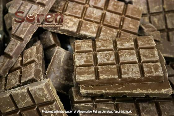 قیمت شکلات تلخ فله