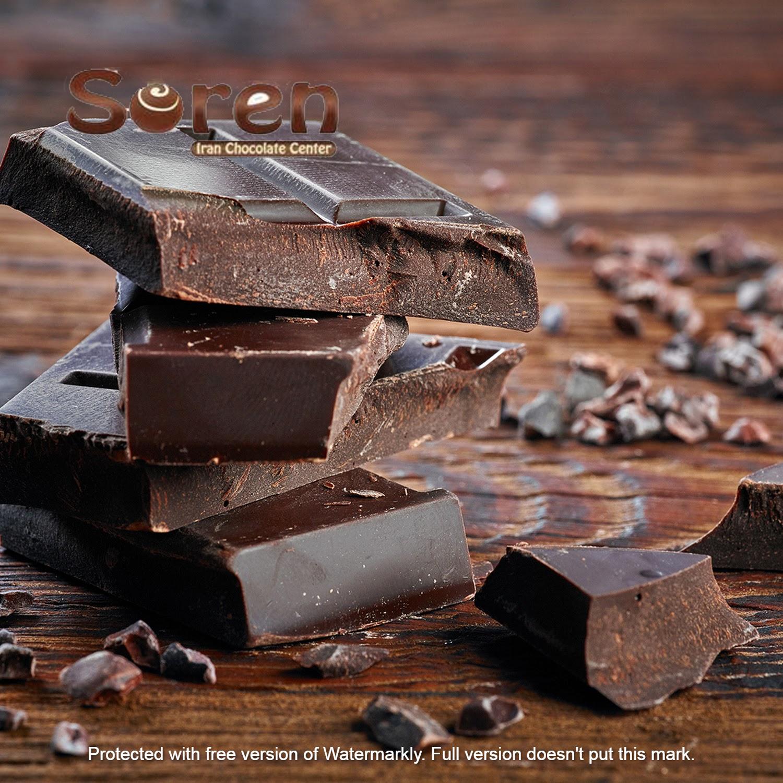 قیمت شکلات تلخ فله | صادرکننده شکلات تلخ