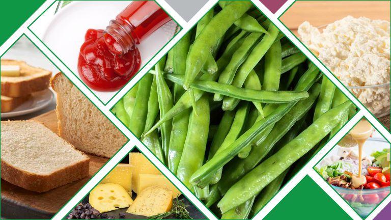 کاربردهای گوارگام در بخش غذایی
