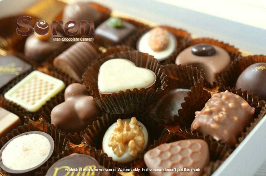 خرید شکلات خارجی اصل   آبنبات چینی